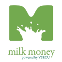 Milk Money logo via https://www.milkmoneyvt.com
