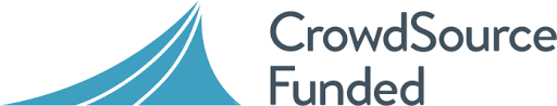 CrowdSourceFunded logo via https://crowdsourcefunded.com/