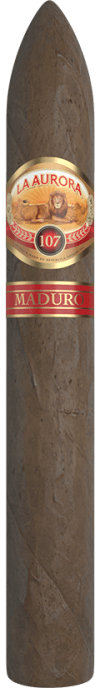 107 USA Belicoso cigar