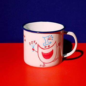 Mug Bouquet de Sourires