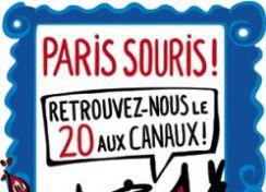 Exposition aux Canaux Paris 19e