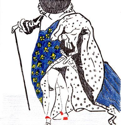 Carte Sourire royaliste