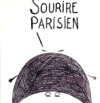 Carte Sourire parisien