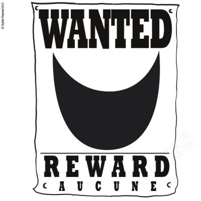 Wanted Sourire