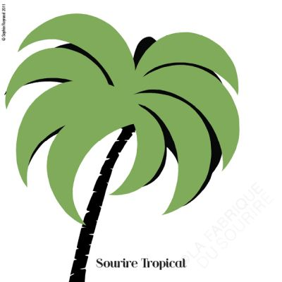Sourire tropical