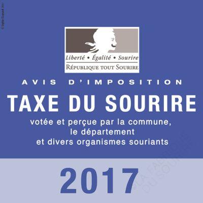 Taxe Sourire