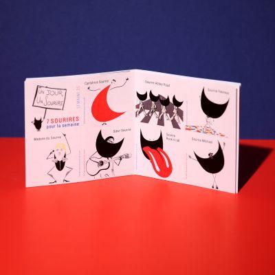"""Stickers """"Sourire en musique #2"""""""