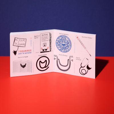 """Stickers """"Sourire au travail"""""""