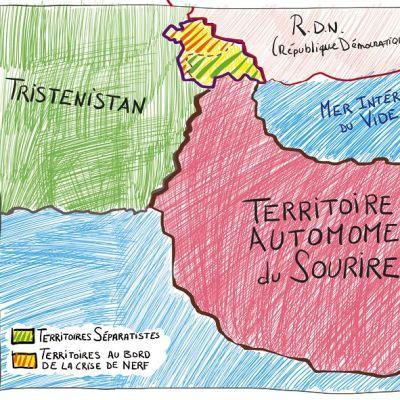 Carte Territoire du Sourire