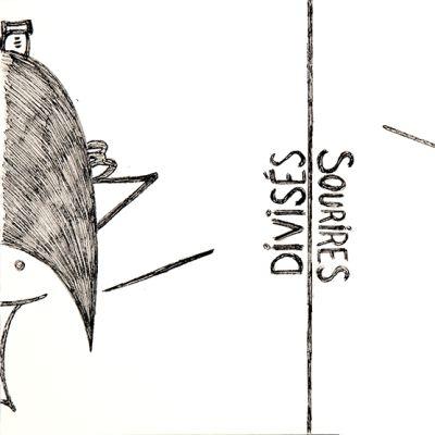 Carte Sourires divisés