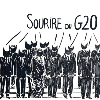 Carte Sourire G20