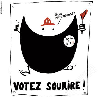 Votez Sourire