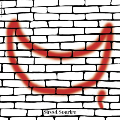 Street sourire