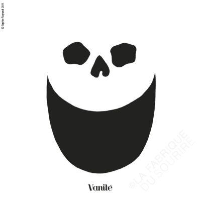 Vanité sourire