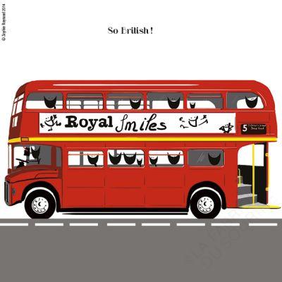 Sourire so British