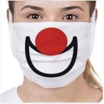 Masque de protection Sourire Clown