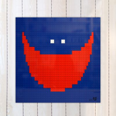 Sourire Lego