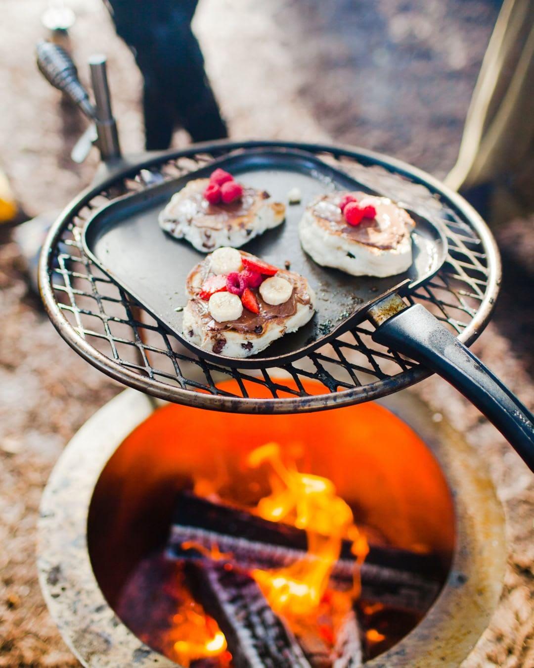 Campground Pancakes Recipe