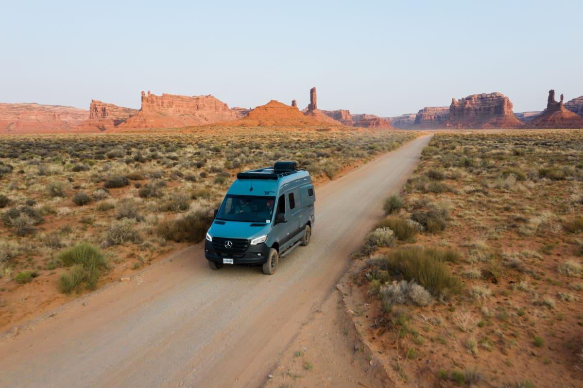 Winnebago Revel Camper Van