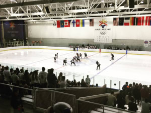 Salt Lake City Olympic Hockey