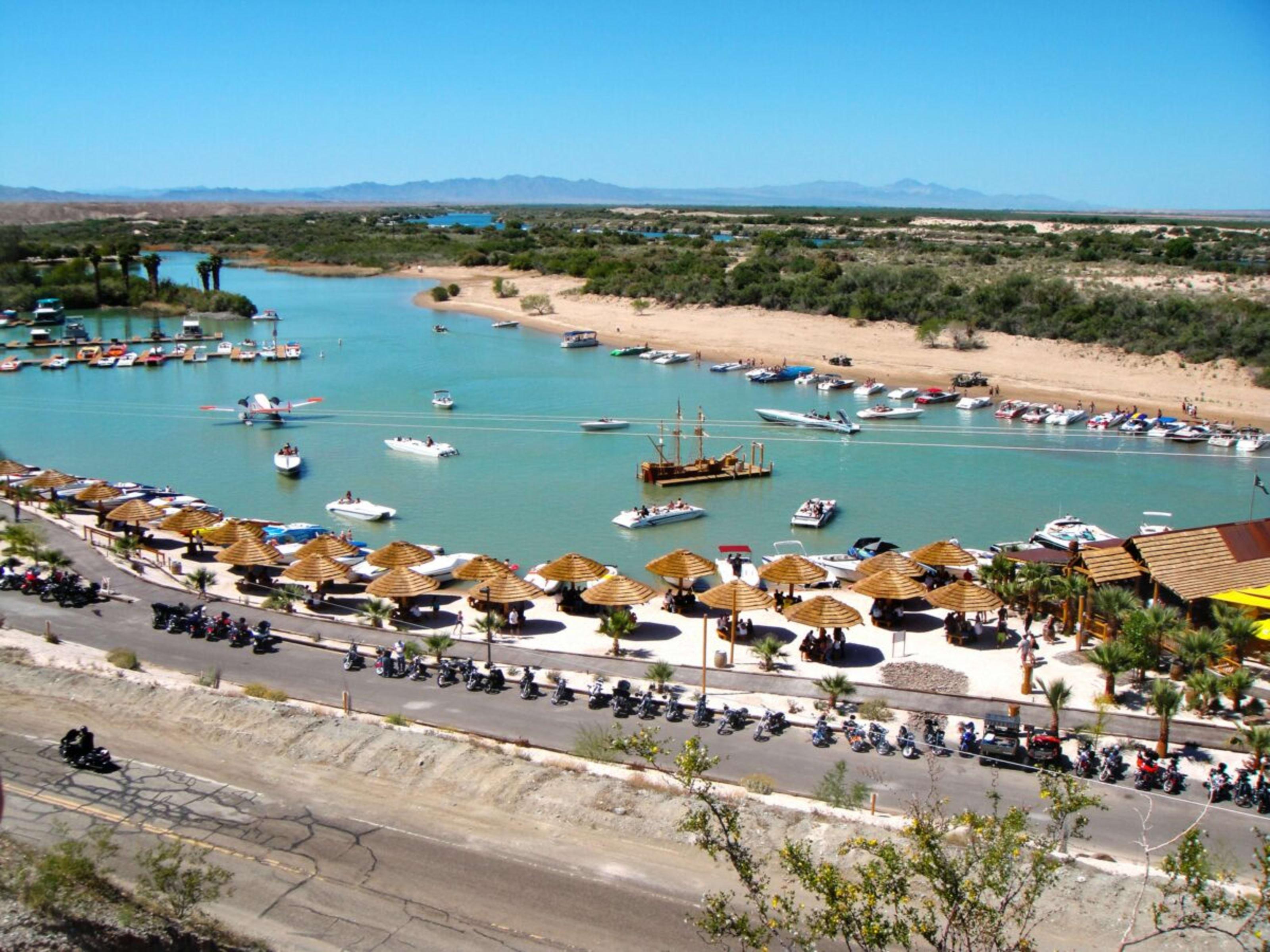 Pirate Cove Resort, Needles California