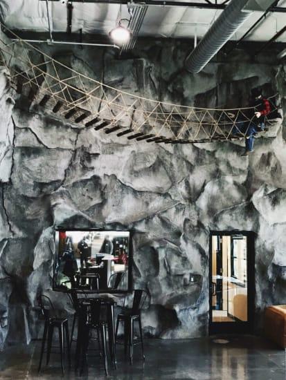 la mesa rv sales rock wall