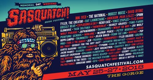 Sasquatch Flyer