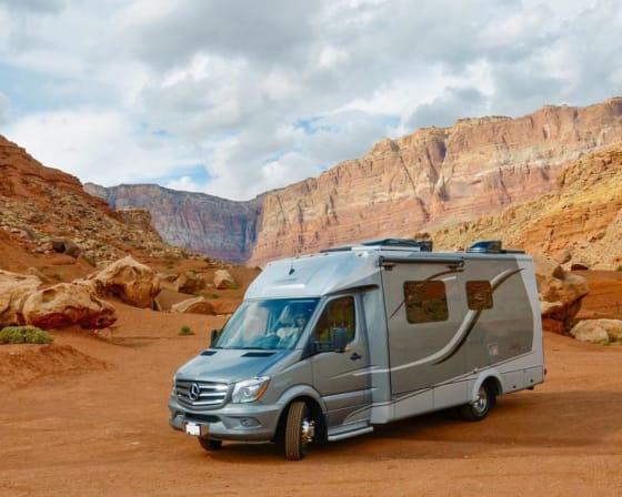 Class B+ Liesure Travel Vans RV