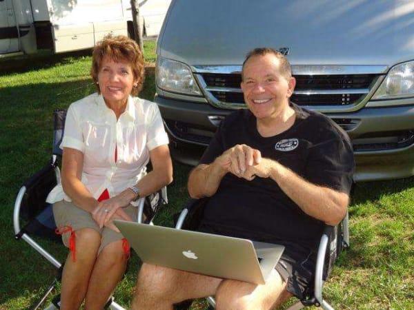Mike and Jennifer Wendland of Roadtreking.com