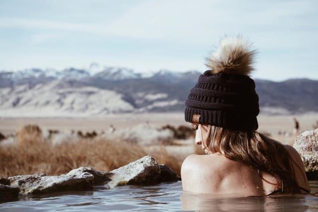 Travertine Hot Springs Bridgeport California