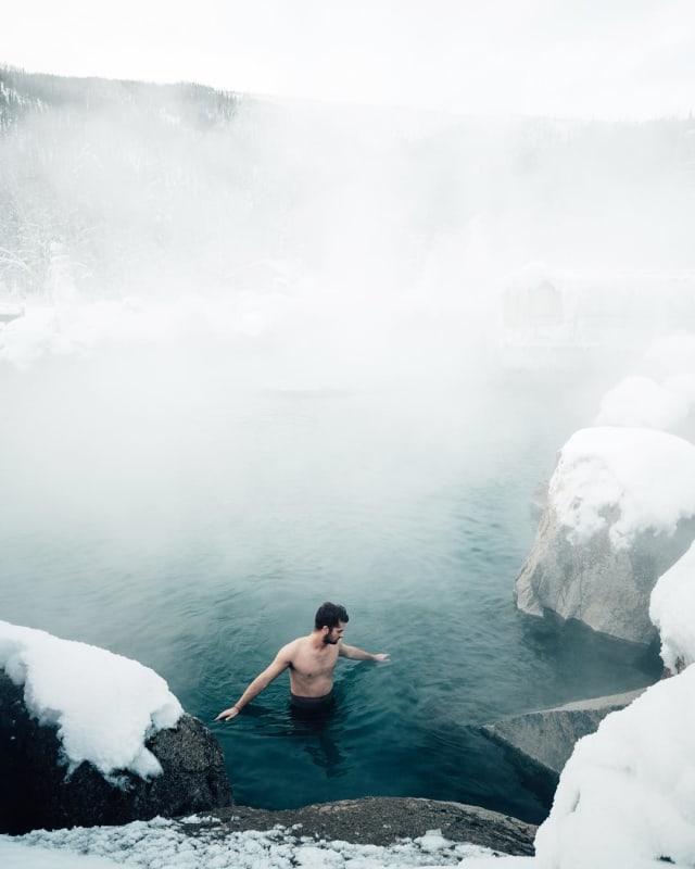 Chena Hot Springs Fairbanks Alaska