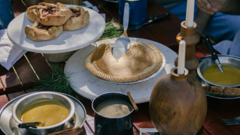 how to host thanksgiving at your campground