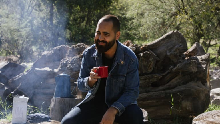 How to make good campground coffee