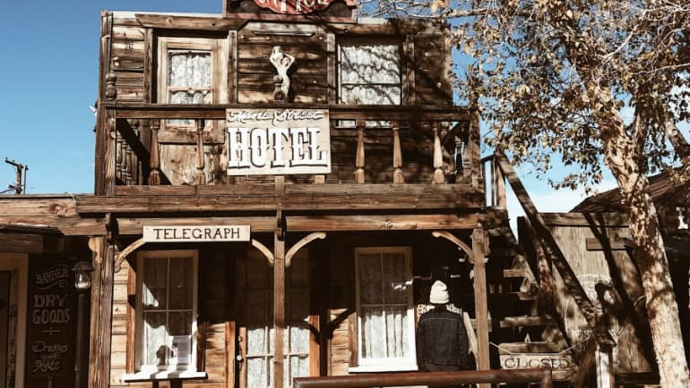 Pioneertown: An Old Western Oasis for the Open Road Traveler