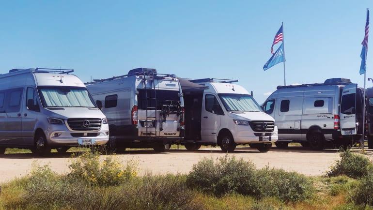 Winne B Rally with La Mesa RV