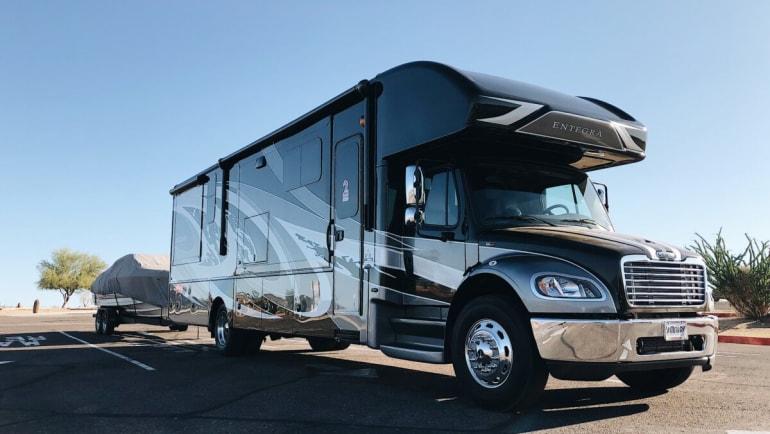 Entegra Coach 2020 La Mesa RV