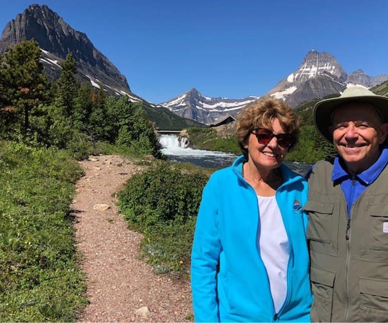 RV lifestyle take USA national parks