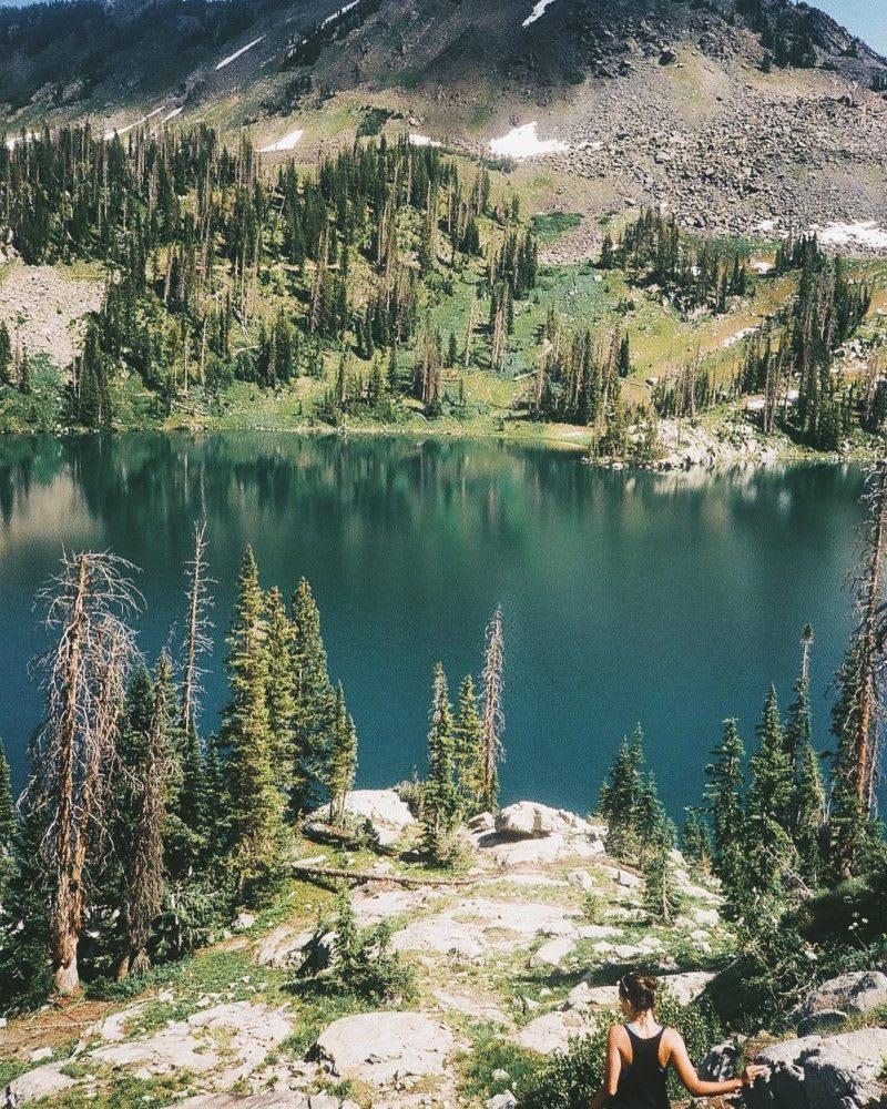 swimming holes in Colorado