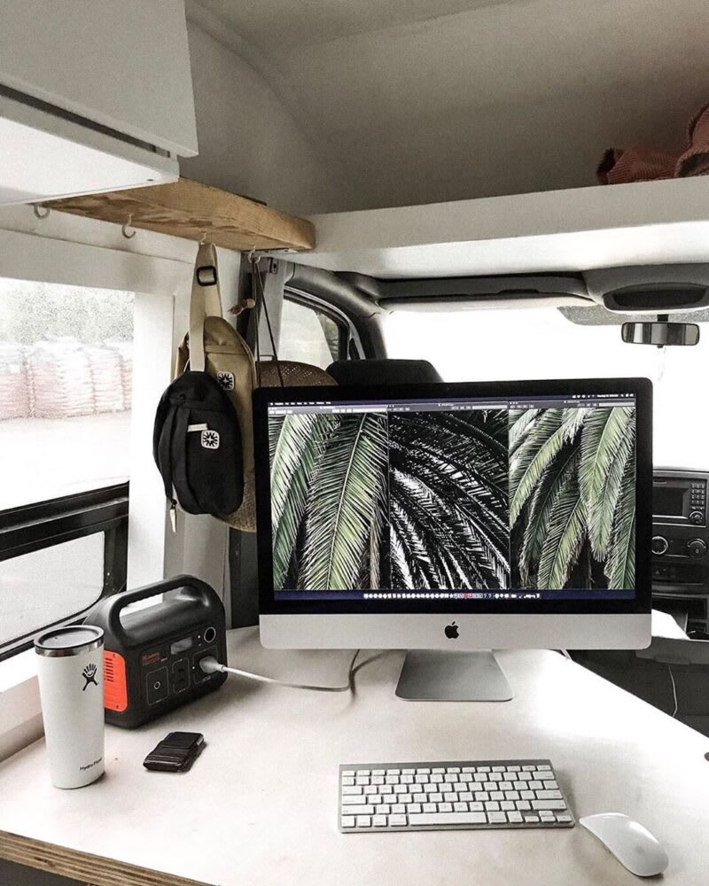 Faster campground WiFi