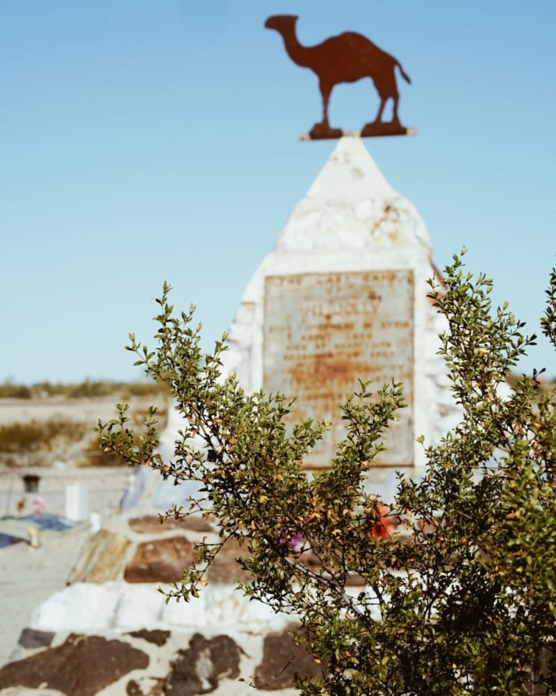 The Historic Monument you have to visit when in Quartzsite, Arizona!