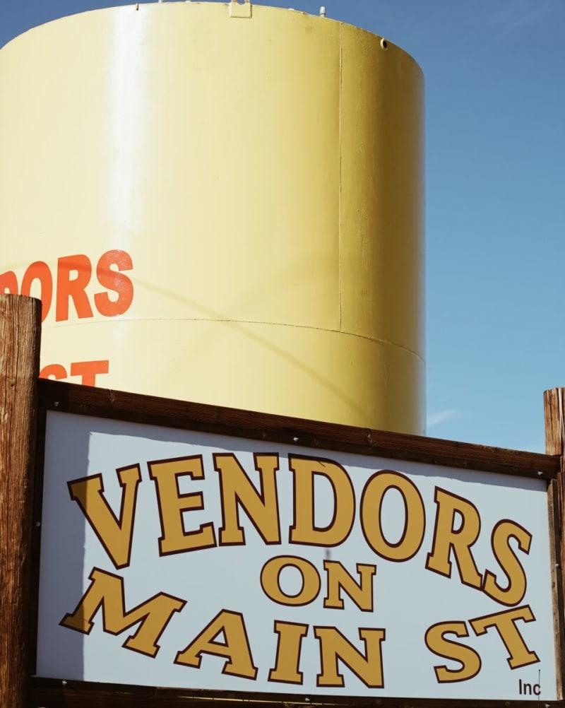 Vendors on Main St. - Where to shop when in Quartzsite, Arizona