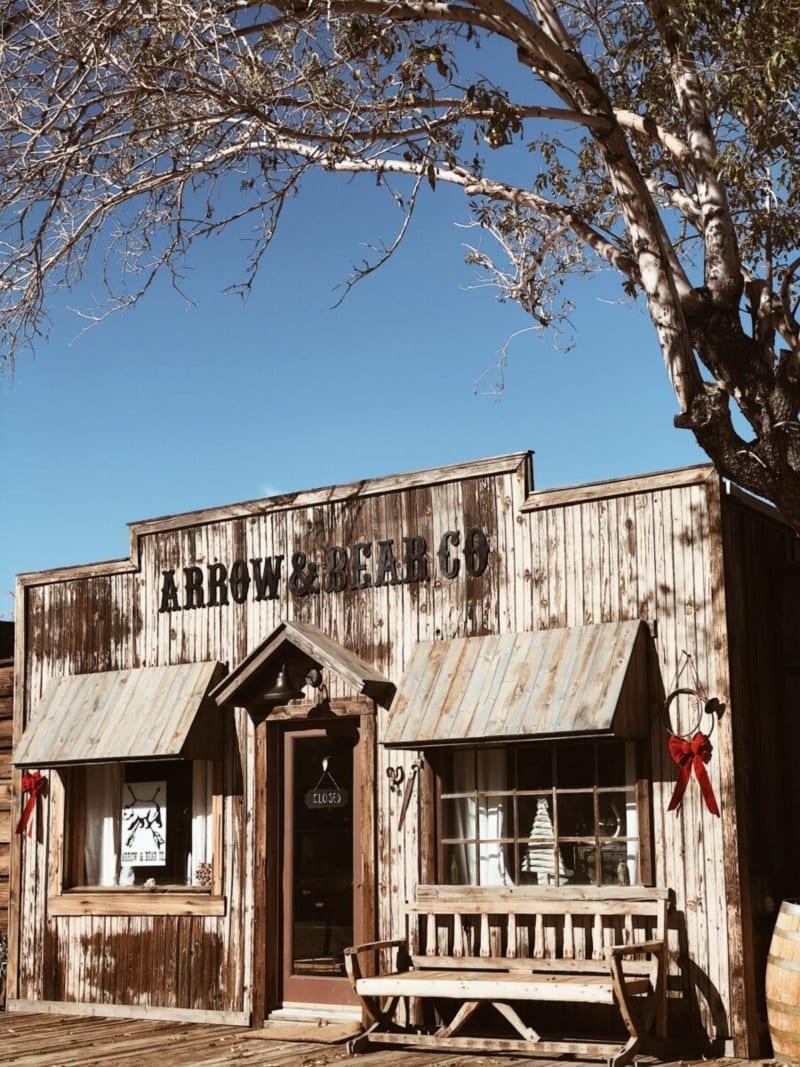 Shop in the Wild West: Pioneertown, California