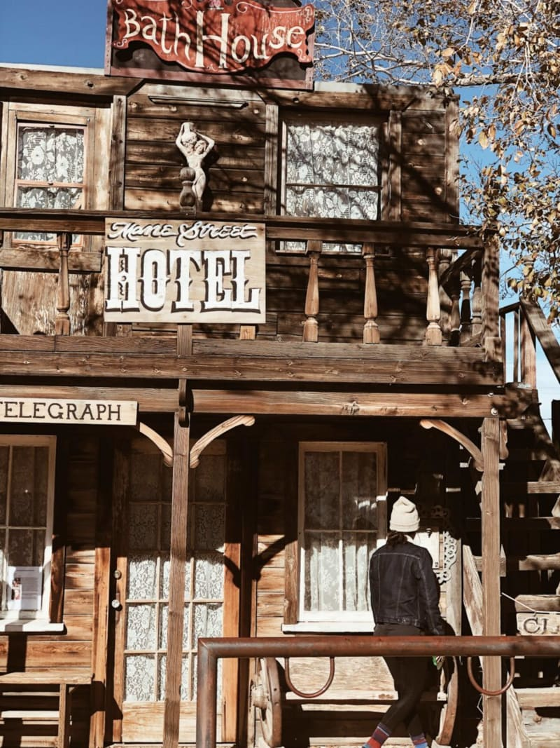 Welcome to Pioneertown