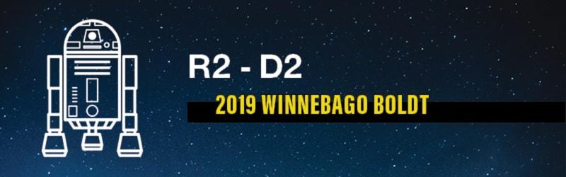 R2-D2's Favorite RV: Winnebago Boldt
