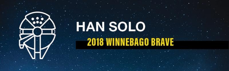 Han Solo's Favorite RV: Winnebago Brave
