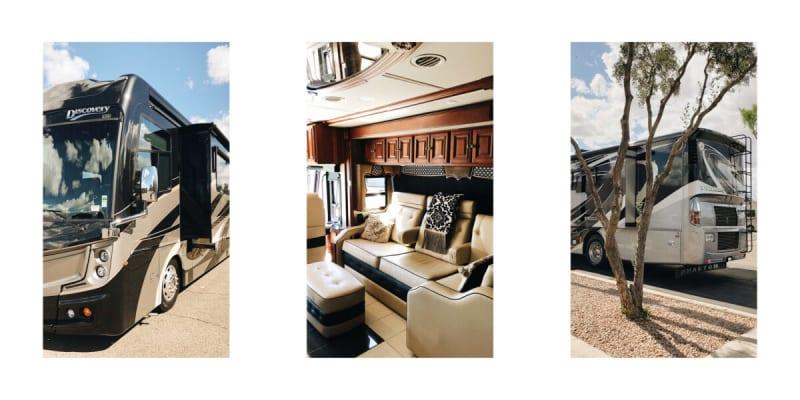 Top Class A RVs: Winnebago, Tiffin, Fleetwood