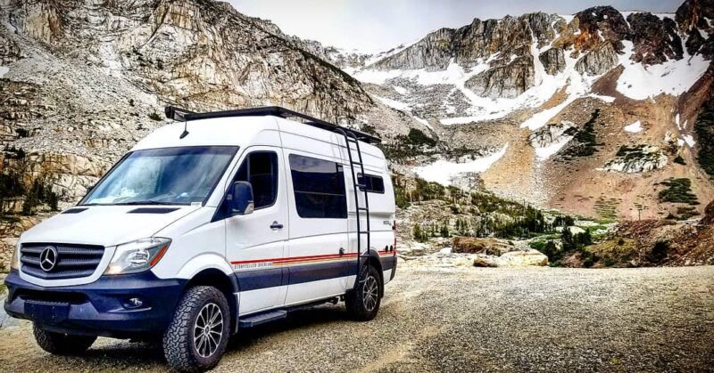 Storyteller Overland 4x4 Vans
