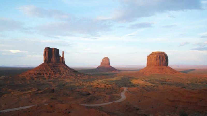 desert drives, RV road trips, RV destinations, national parks