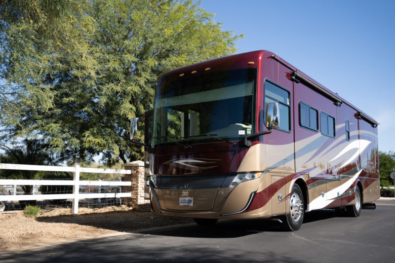 Allegro Red for your 2019 RV adventures