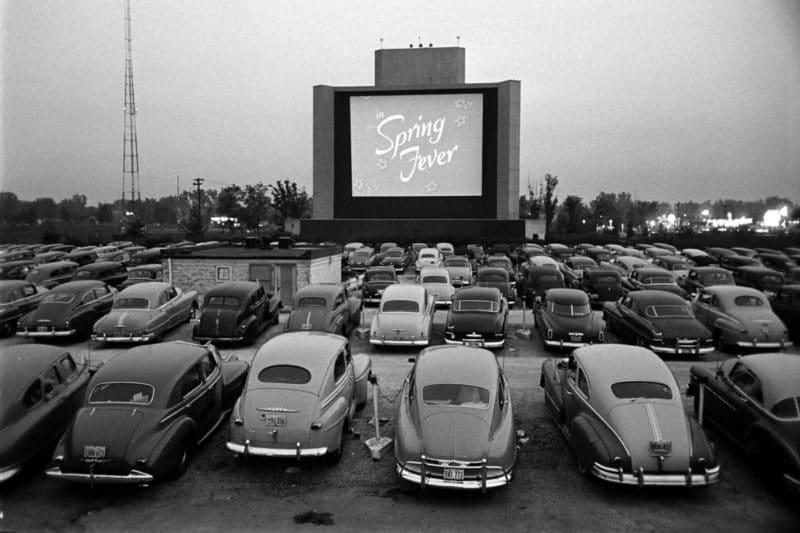 RV friendly drive-in theatre's across America, summer fun